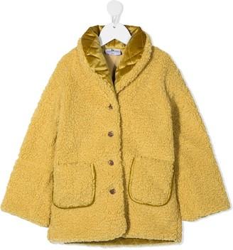 Raspberry Plum L'amour coat