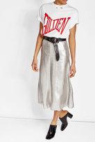 Golden Goose Deluxe Brand Metallic Skirt
