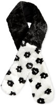 Betsey Johnson xox Trolls Patchwork Floral Muffler, Only at Macy's