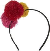 Eugenia Kim Lorelei pom pom headband