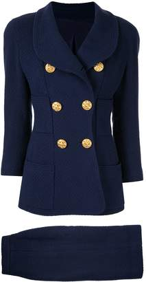 Chanel Pre-Owned two-piece skirt suit