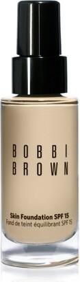 Bobbi Brown Skin Foundation Spf 15 In Beige