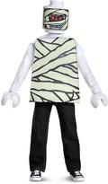 Disguise LEGO Mummy Costume (Little Boys & Big Boys)