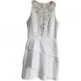 BCBGMAXAZRIA White Dress for Women