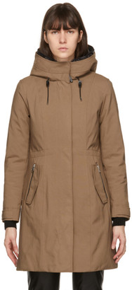 Mackage Brown Down Katie Coat