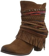Naughty Monkey Women's Poncho Boot