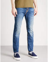 True Religion Rocco relaxed-fit straight jeans