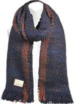 Vivienne Westwood Chevron Scarf 75x190