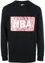 Hood by Air logo print sweatshirt - men - Cotton - L