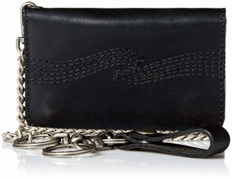 Nudie Jeans Unisex-Adult's Alfredsson Chain Wallet