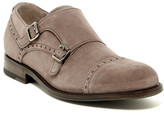Aquatalia Fallon Double Monk Loafer - Weatherproof