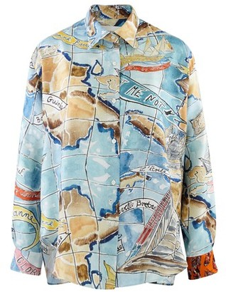 La Prestic Ouiston Varenne shirt