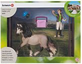 Schleich World of Nature Farm Life Horse Care Set