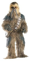 Star Wars Chewbacca Men's Costume One Size Fits Most