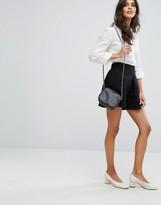 MANGO High Waist Tailored Shorts
