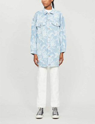 Levi's Made & Crafted The Palmer denim overshirt