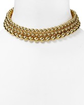 Aqua Cairo Collar Necklace