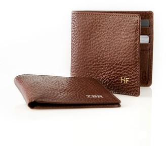 Mark & Graham Harvey Leather Wallet