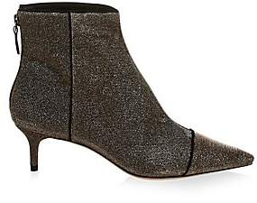 Alexandre Birman Women's Kittie Cap Toe Booties