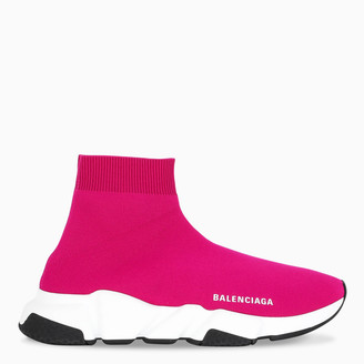 Balenciaga Woman's pink Speed sneakers