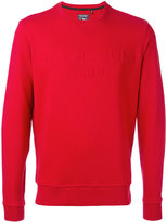Woolrich crew neck sweatshirt - men - Cotton - S