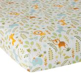 Lambs & Ivy Happi Jungle by Dena Fitted Crib Sheet by