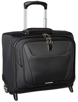 Travelpro Maxlite(r) 5 - Carry-On Rolling Tote (Black) Luggage