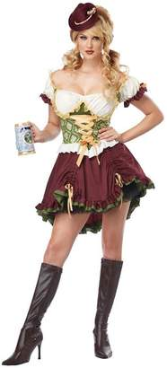 California Costumes Women's Eye Candy - Beer Garden Girl Adult
