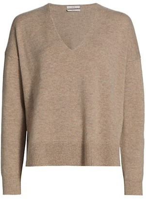 Co Essentials Wool & Cashmere Knit Sweater