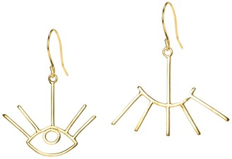 Amorcito Eye Wink Earrings