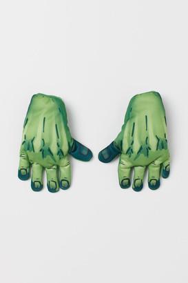 H&M Superhero Gloves - Green