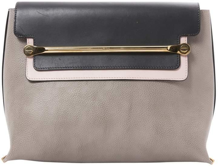 Chloé Clare leather handbag