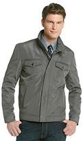Kenneth Cole Reaction Men's Grey Carbon Bonded Hipster Jacket