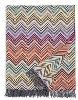 Missoni Home Perseo Wool & Silk Throw