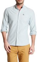 Original Penguin Long Sleeve Heritage Slim Fit Shirt