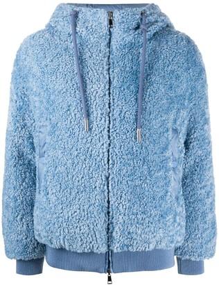 Moncler Oversized Fleece Jacket