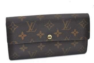 Louis Vuitton Brown Cloth Purses, wallets & cases