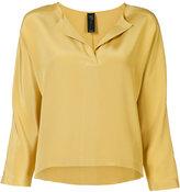 Zero Maria Cornejo Willa blouse - women - Silk - 4