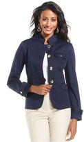 Charter Club Jacket, Lightweight Cotton