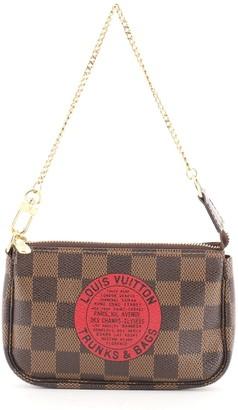 Louis Vuitton Pochette Accessoires Limited Edition Damier Mini