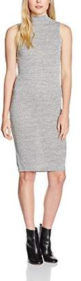 Broadway Fashion Women's Bodycon Dress - Grey