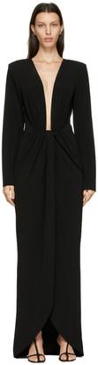 GAUGE81 Black Krasnodar Long Dress