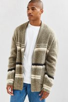 Urban Outfitters Wrap Shawl Brushed Pattern Cardigan