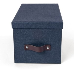Bigso Box of Sweden Silvia Media Box, Set of 2