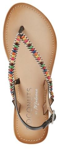 Coconuts by Matisse Women's Celebration Beaded Sandal