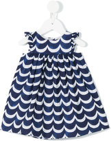 Tartine et Chocolat scalloped pattern dress - kids - Cotton - 3 mth