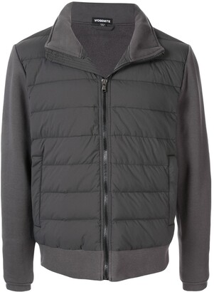 James Perse Padded Front Jacket