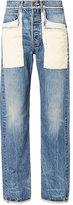 Helmut Lang Patch Pocket Boyfriend Jeans