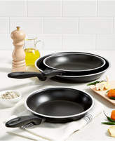 """Tools of the Trade 8"""", 9"""" & 11"""" Fry Pan Set, Created for Macy's,"""