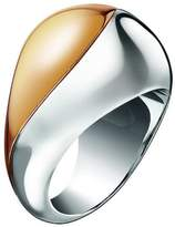 Calvin Klein KJ1VJR200105 Ring-Gold Metal